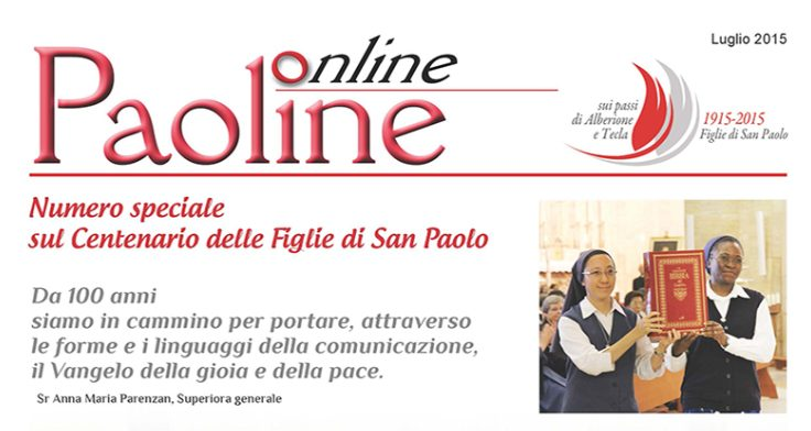 Paoline Online speciale